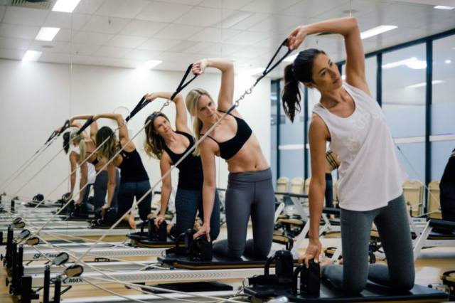Pure Moves pilates classes in Perth