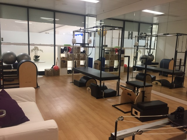 Pure Moves pilates, barre and TRX fitness studio